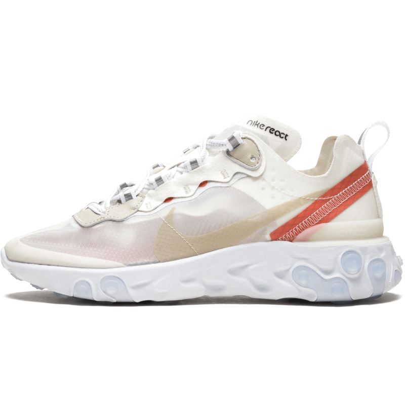 React Element 87 Sail Light Bone--Limited Resell