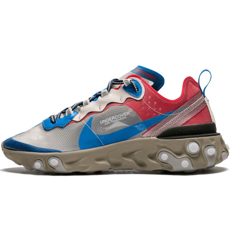React Element 87 Undercover Khaki Red--Limited Resell