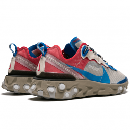 React Element 87 Undercover Khaki Red