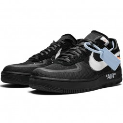 Off White Air Force 1 Low Black