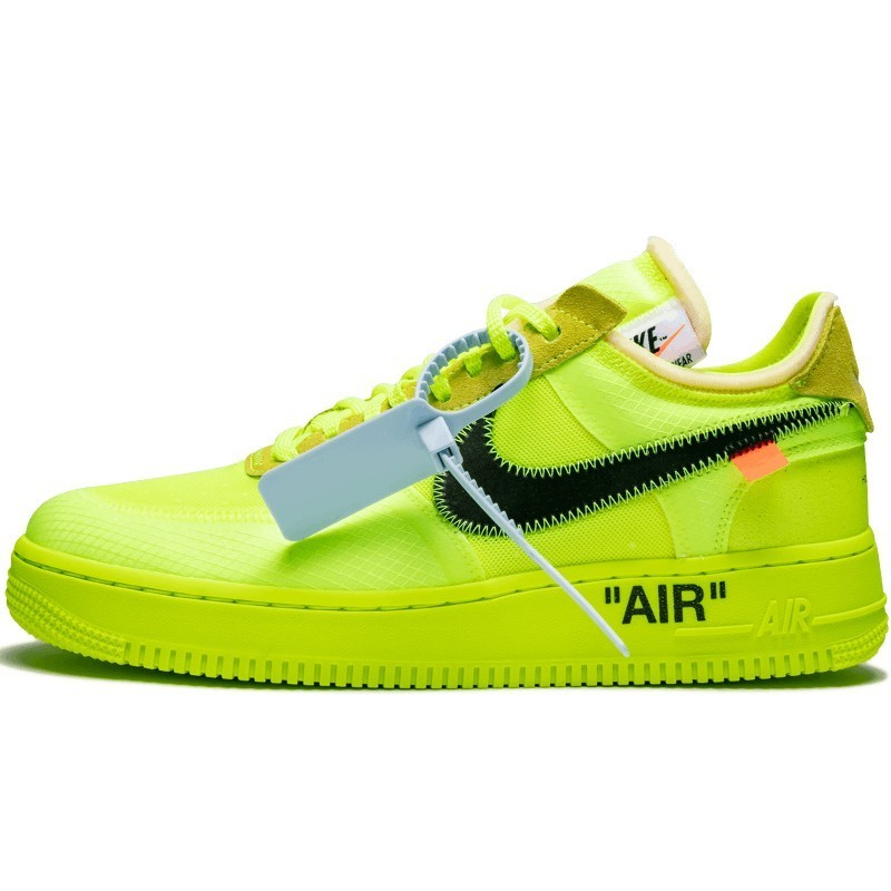 Off-White Air Force 1 Low Volt-AO4606-700-Limited Resell