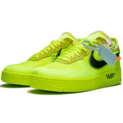 Off-White Air Force 1 Low Volt
