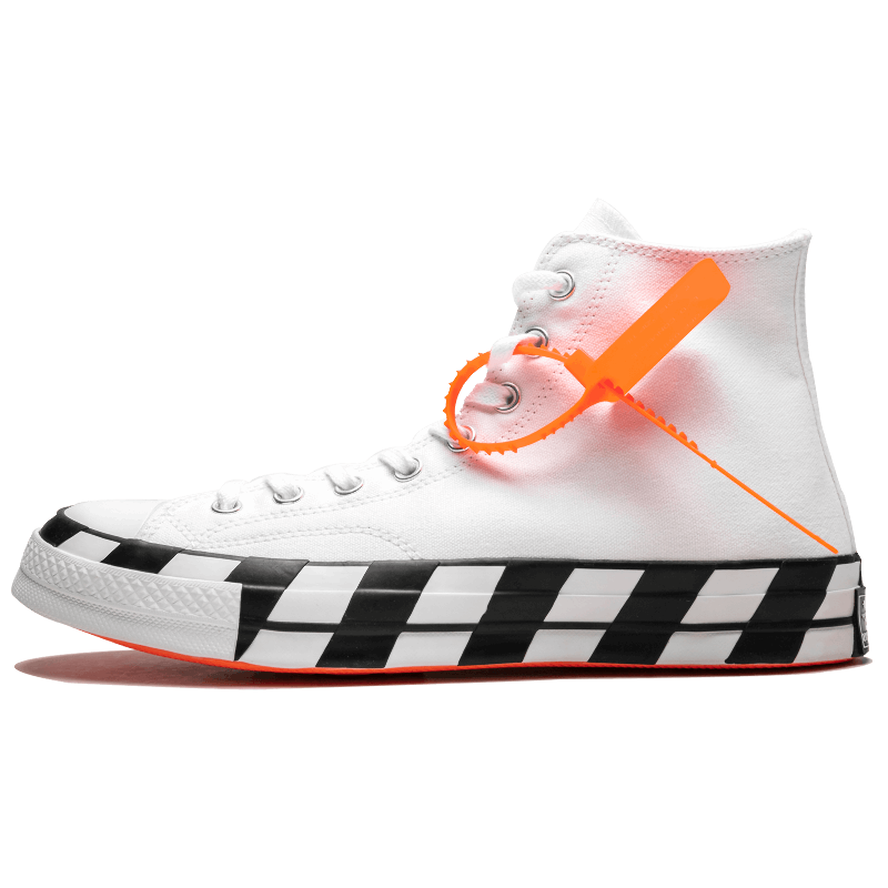 chaussure off white converse