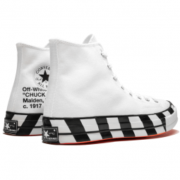 Off-White Converse Chuck Taylor 70 Stripe--Limited Resell