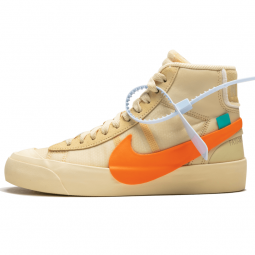 Off-White Blazer Vanilla All Hallows Eve