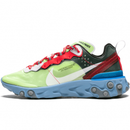 React Element 87 Volt Red