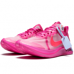 Off-White Zoom Fly Pink