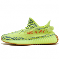 Yeezy Boost 350 V2 Semi Frozen Yellow--B37572-Limited Resell