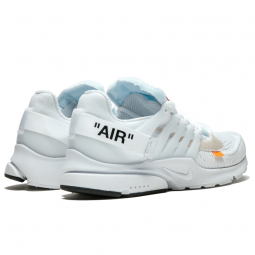 Off-White Air Presto White