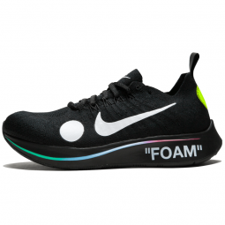 Off-White Zoom Fly Mercurial Black