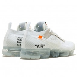 Off-White Air Vapormax 2018 White