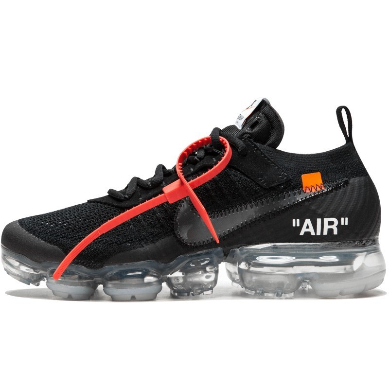 Off White Air Vapormax 2018 Black--Limited Resell