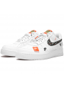 Air Force 1 Just Do It Total White--Limited Resell