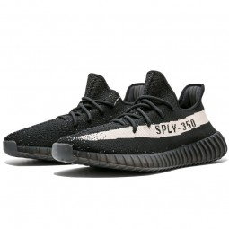 Yeezy Boost 350 V2 Black White Oreo
