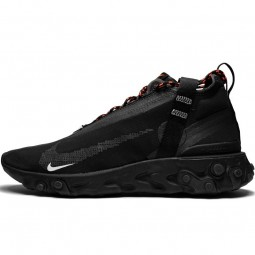 React Runner Mid WR ISPA Black