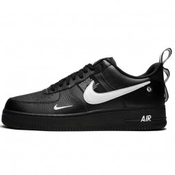 Air Force 1 07 LV8 Utility Black