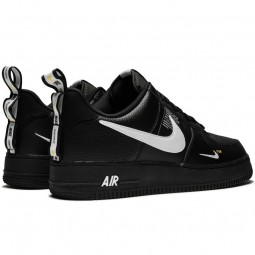 Air Force 1 07 LV8 Utility Black Nike Limited Resell