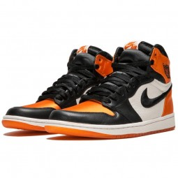 Air Jordan 1 Retro High Satin Shattered Backboard--AV3725-010-Limited Resell