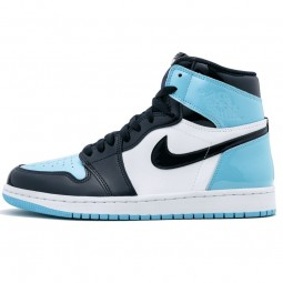 Air Jordan 1 Retro High UNC Patent--CD0461-401-Limited Resell