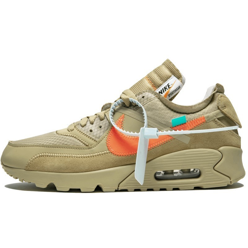 Off-White Air Max 90 Desert Ore--Limited Resell