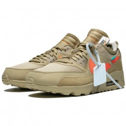 Off White Air Max 90 Desert Ore