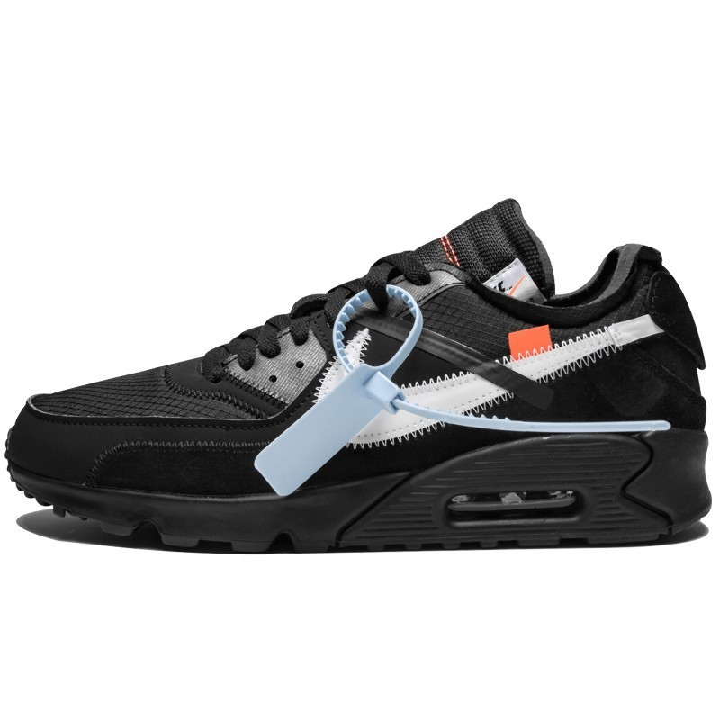 Off-White Air Max 90 Black--Limited Resell