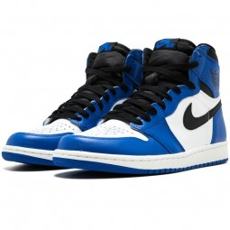 Air Jordan 1 Retro High Game Royal--555088-403-Limited Resell
