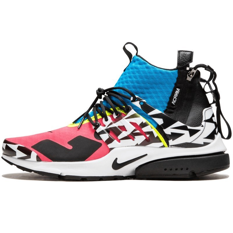 Air Presto Mid Acronym Pink--Limited Resell
