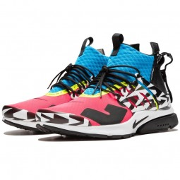 Air Presto Mid Acronym Pink---Limited Resell