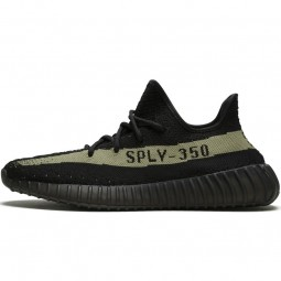 Yeezy Boost 350 V2 Black Green--Limited Resell