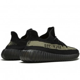 Yeezy Boost 350 V2 Black Green