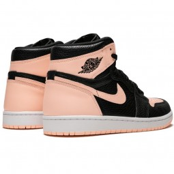 Air Jordan 1 Retro High Black Crimson Tint--Limited Resell