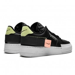 Air Force 1 Low Drop Type Black--Limited Resell
