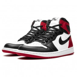 Air Jordan 1 Retro High Satin Black Toe--CD0461-016-Limited Resell