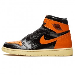 Air Jordan 1 Retro High Shattered Backboard 3.0--555088-028-Limited Resell
