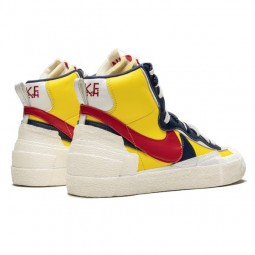 Nike Sacai Blazer High Snow Beach--Limited Resell
