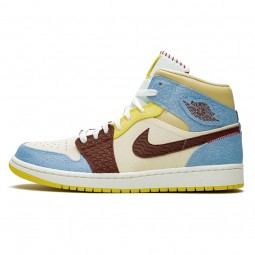 Air Jordan 1 Mid Fearless...