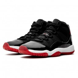 Air Jordan 11 Retro Bred-378037-061-Limited Resell