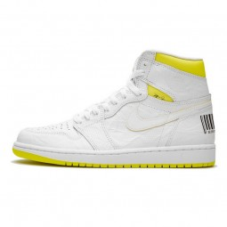 Air Jordan 1 Retro High First Class Flight--555088-170-Limited Resell