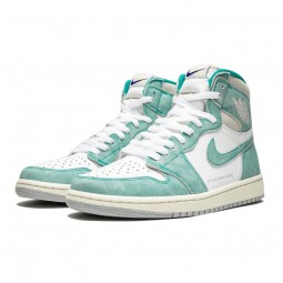 Air Jordan 1 Retro High Turbo Green Flight Nostalgia--555088-311-Limited Resell