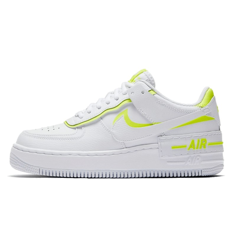 Air Force 1 Shadow White Lemon Venom--CI0919-104-Limited Resell