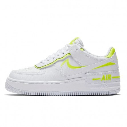 nike air force 1 shadow rouge femme