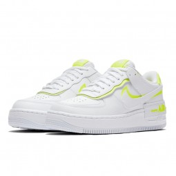 Air Force 1 Shadow White Lemon Venom-CI0919-104-Limited Resell