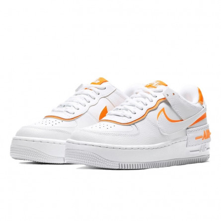 Air Force 1 Shadow Total Blanc Orange--CI0919-103-Limited Resell