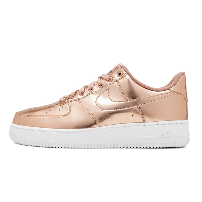 Air Force 1 Metallic Bronze-CQ6566-900-Limited Resell