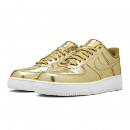 Air Force 1 Metallic Gold-CQ6566-700-Limited Resell