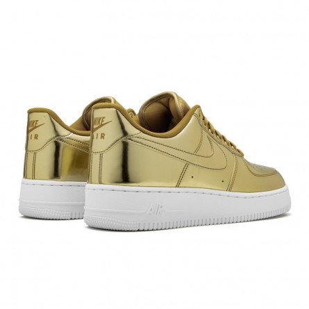 Air Force 1 Metallic Gold--CQ6566-700-Limited Resell