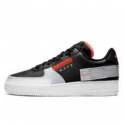 Air Force 1 Drop Type Black...