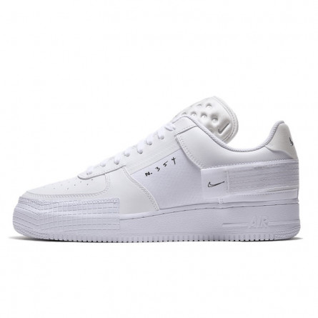Air Force 1 Drop Type Triple White