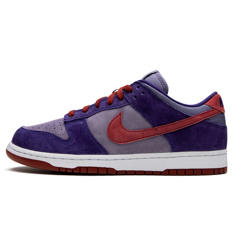 Nike Dunk Low Plum--CU1726-500-Limited Resell